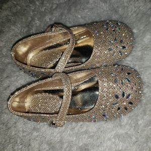 Special occasion shoes for toddler girl